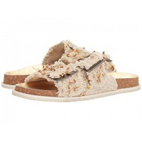 Free People Bali Footbed Color: Cream 9017712 JDNLHGC